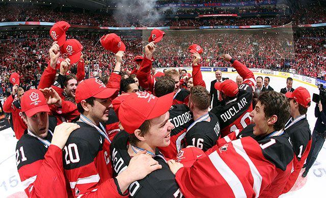 2015 IIHF World Junior Championship