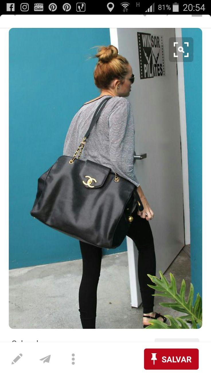 100 tons de estilo: Chanel imensa