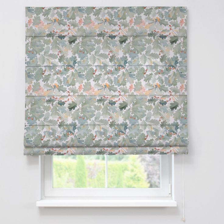 Roleta rzymska Capri szer.80 x dł.170 cm w kolekcji Norge, tkanina: 150-17 #meble #nowosc #livingroom #salon #furniture #white #idea #home #dom #design #interior #wnetrze #urzadzamy