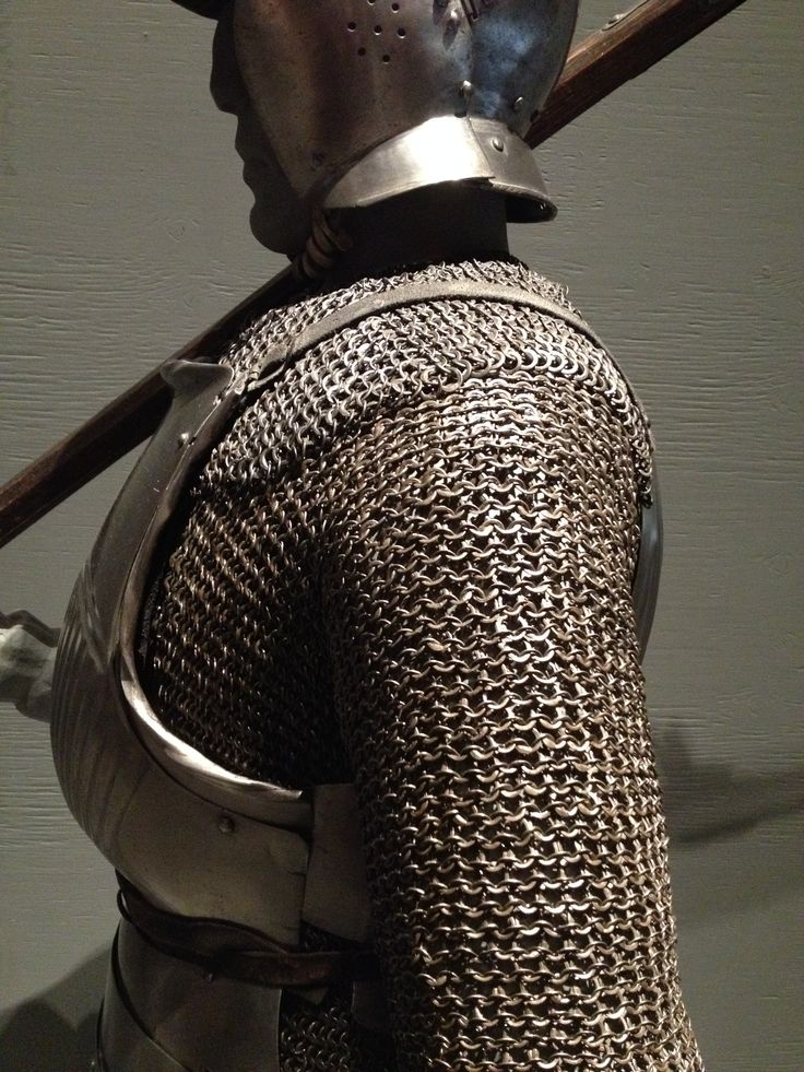 30 Best Chain Mail Armor Images On Pinterest