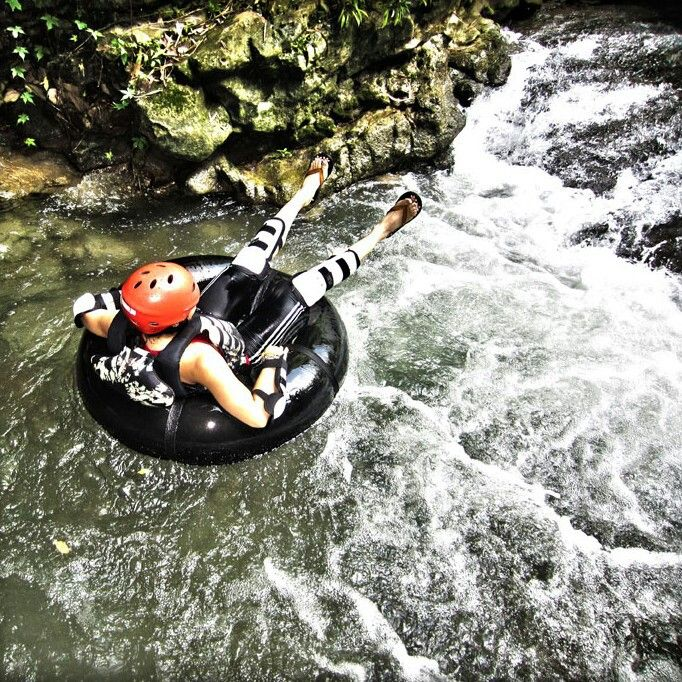 Cave Tubing - Central Java - Indonesia