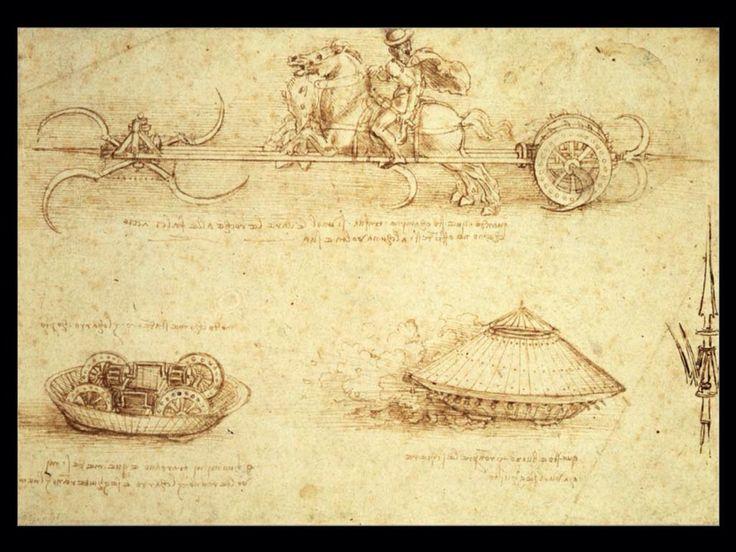What were Leonardo DaVinci's contributions and their impact?