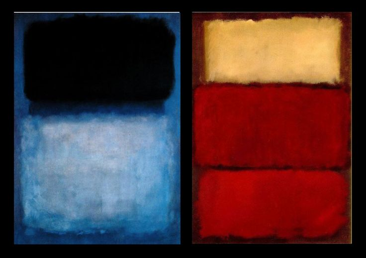 Mark Rothko - Silence is so accurate