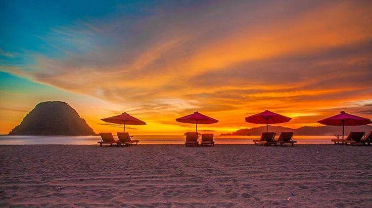 Red Island Banyuwangi, Jawa Timur, Indonesia