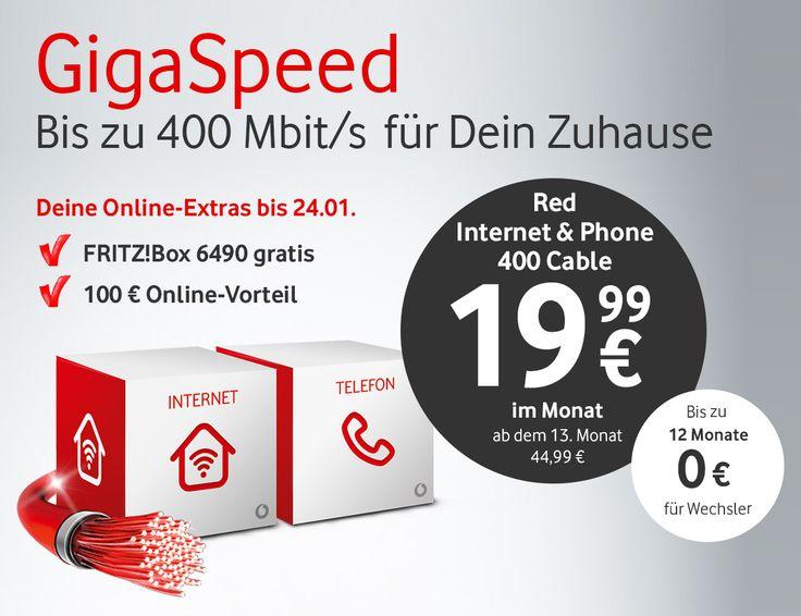 Vodafone Kabel Deutschland: Kabel und DSL Internet & Telefon