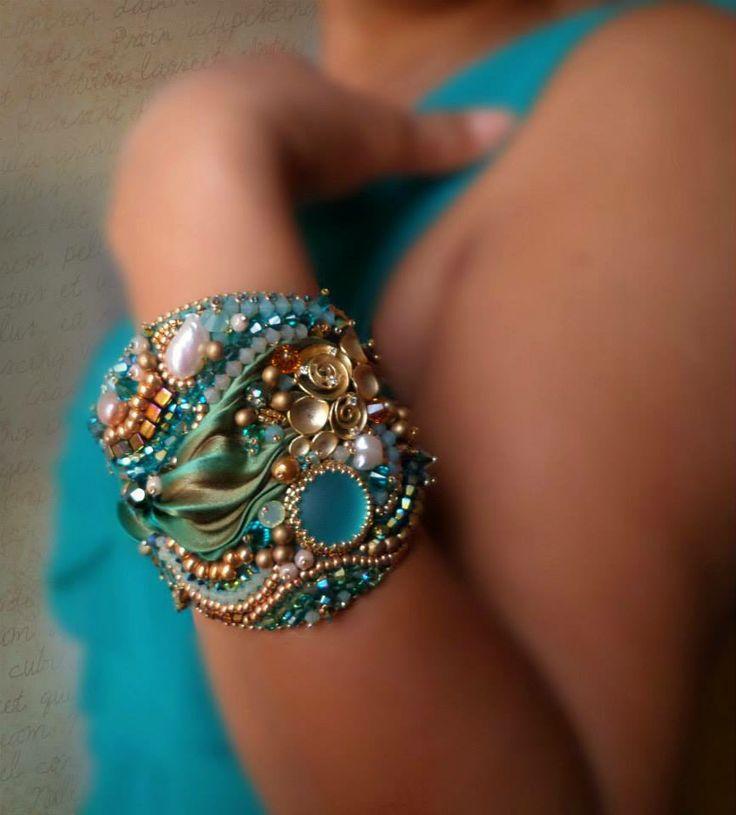 Serena Di Mercione Jewelry - shibori