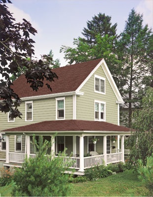 exterior color schemes with red roof. exterior color scheme - like the roof with clapboard color. schemes red r