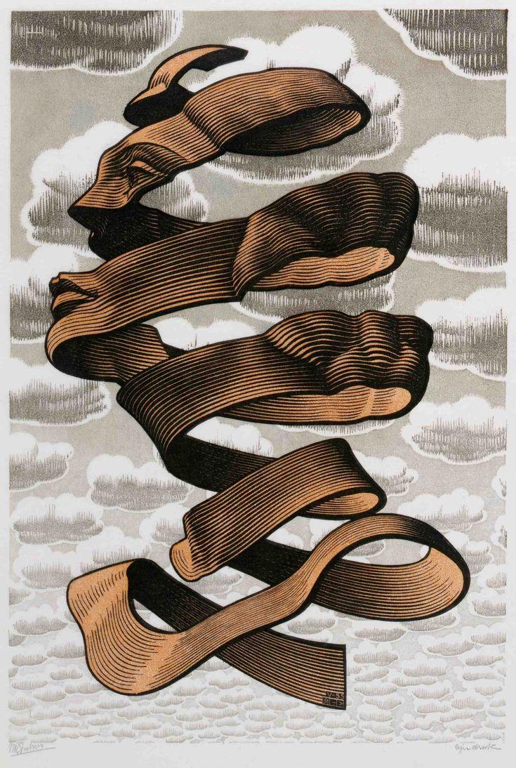 Escher, la geometria dell'inquietudine
