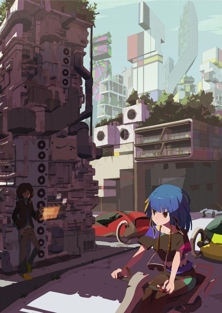 2109 by Tomiokajiro on DeviantArt