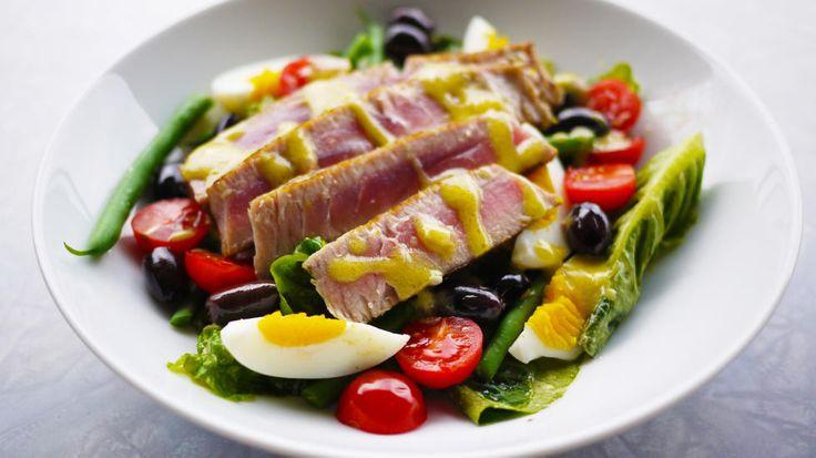 Delikat klassiker: Salade Niçoise - Godt.no - Finn noe godt å spise