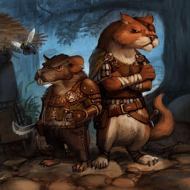 Mice and Mystics » CardConfidants