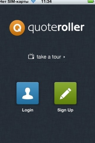 Quote Roller