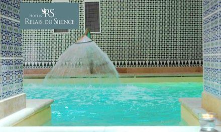 Relais du Silence - Domaine des Thomeaux à Mosnes : Séjour de gourmandise et bien-être au cœur des Châteaux de la Loire: #MOSNES 79.00€ au…