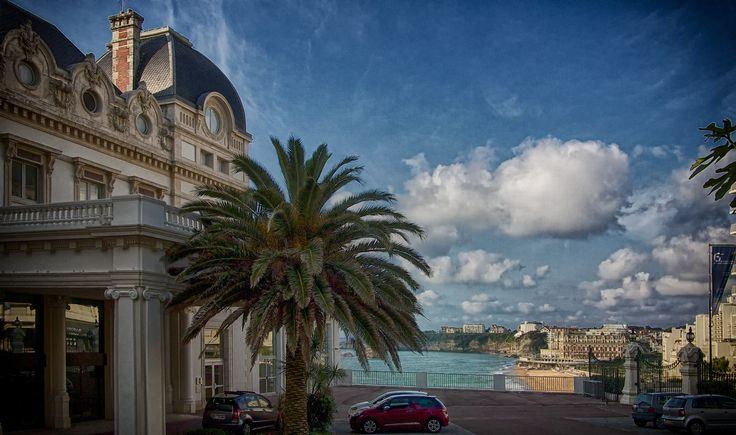 Biarritz Bellevue by Sukumar Periwal on 500px