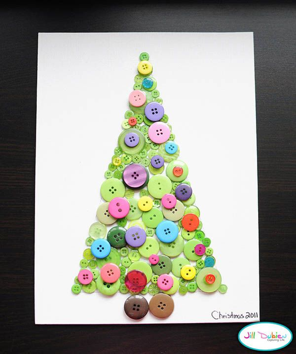 31 Easy and Fun Christmas Craft Ideas for Kids | Christmas Celebrations