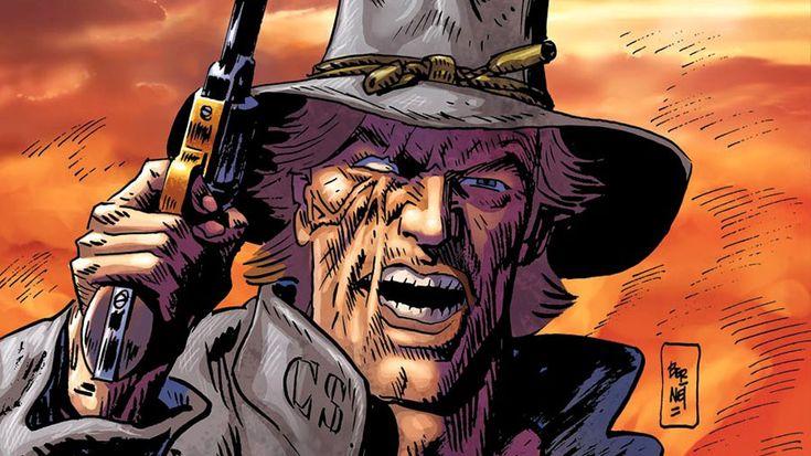 Jonathan Schaech Cast as Jonah Hex for DC's Legends of Tomorrow - Bounding Into Comics