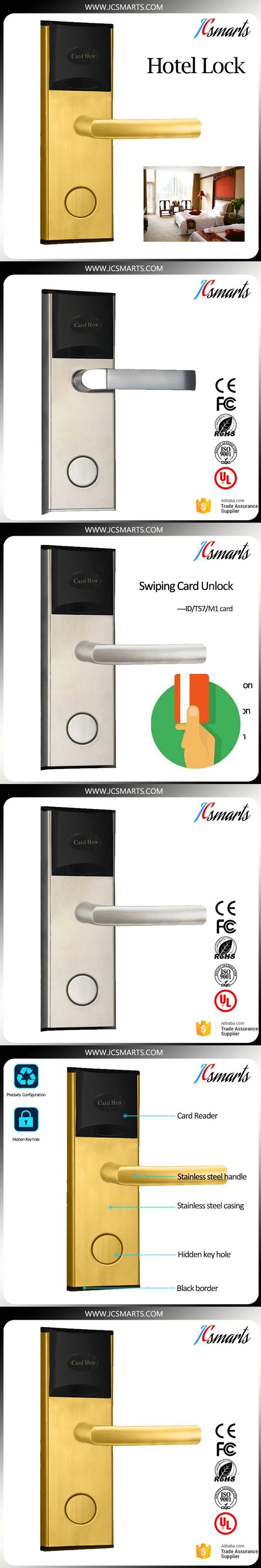 cerraduras para puertas electronicas electromagnetic door locks intelligent hotel lock with management software