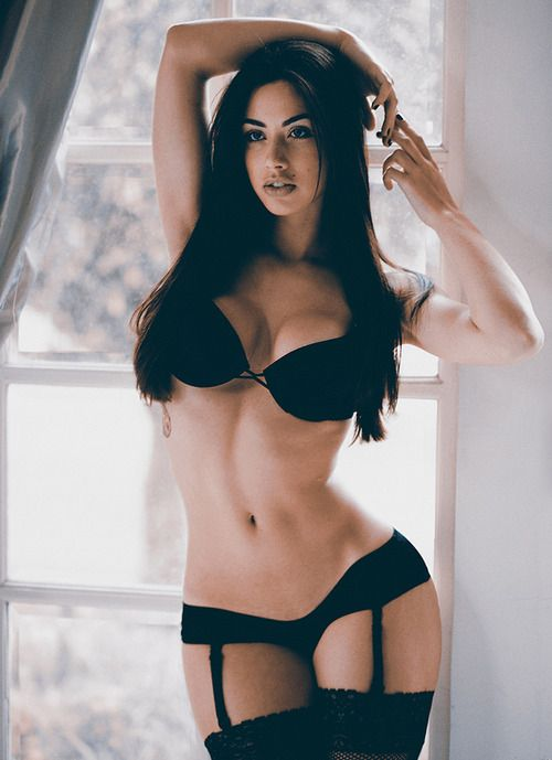 This is what I want to achieve, slim without sacrificing curves...!