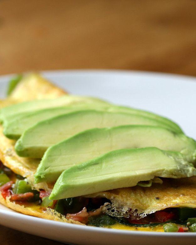 Southwestern Omelette