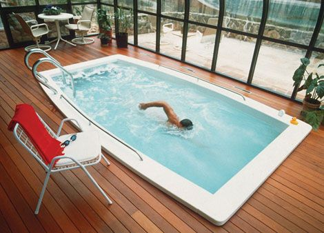 Resistance pool/spa- I want to put one of these inside my ...