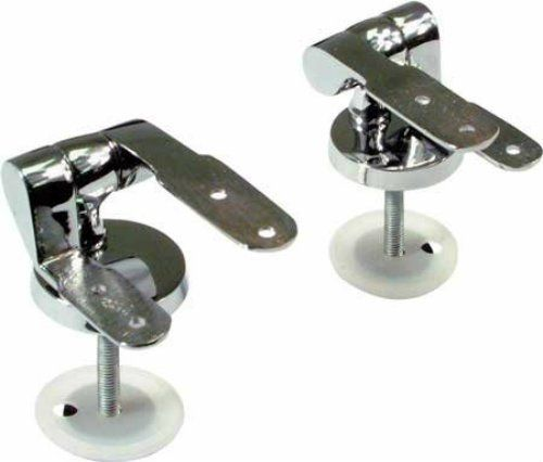 hinges for toilet seat