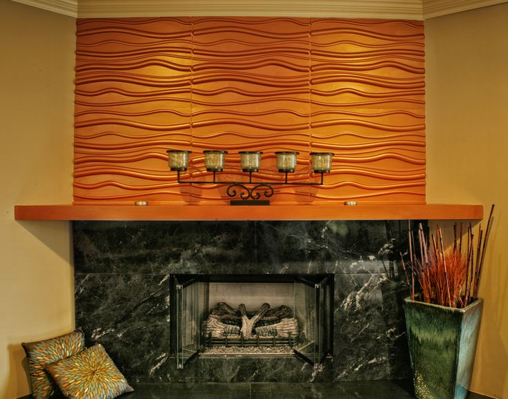 45 best Copper Firep Surrounds images on Pinterest | Mantles ...