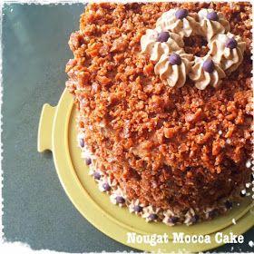 Tested & Tasted: Mocca Nougat Cake