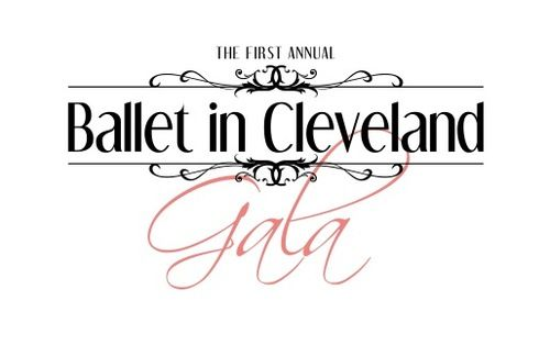 Save the Date! Friday, February 28, 2014. Featuring Allison DeBona and The Men of Ballet West! The Tudor Arms Hotel, Cleveland, Ohio.