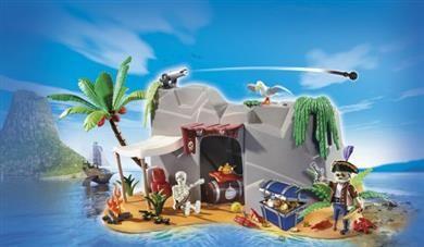 Playmobil Super 4 - Πειρατική Σπηλιά (4797) 29.99