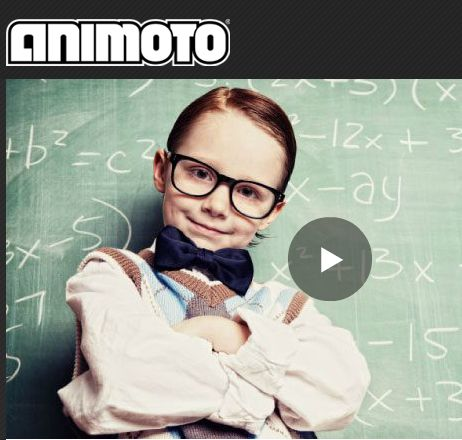 Animoto has an educational site that automatically produces beautifully orchestrated, completely unique   video pieces from your photos, video clips and music. It takes just minutes to create a video which can bring your lessons to life