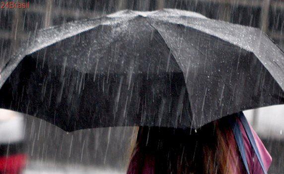 Inverno no ES começa com tempo nublado e previsão de chuva até sábado