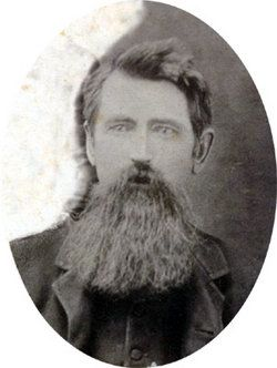 """Charles Philip Ingalls, """"Pa"""" of Little House on the Prairie, Freemason, shown here rocking a far manlier beard than Michael Landon ever could."""