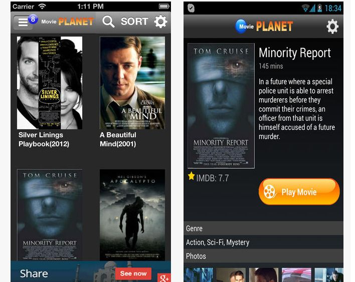 Download Movies Planet App for ios