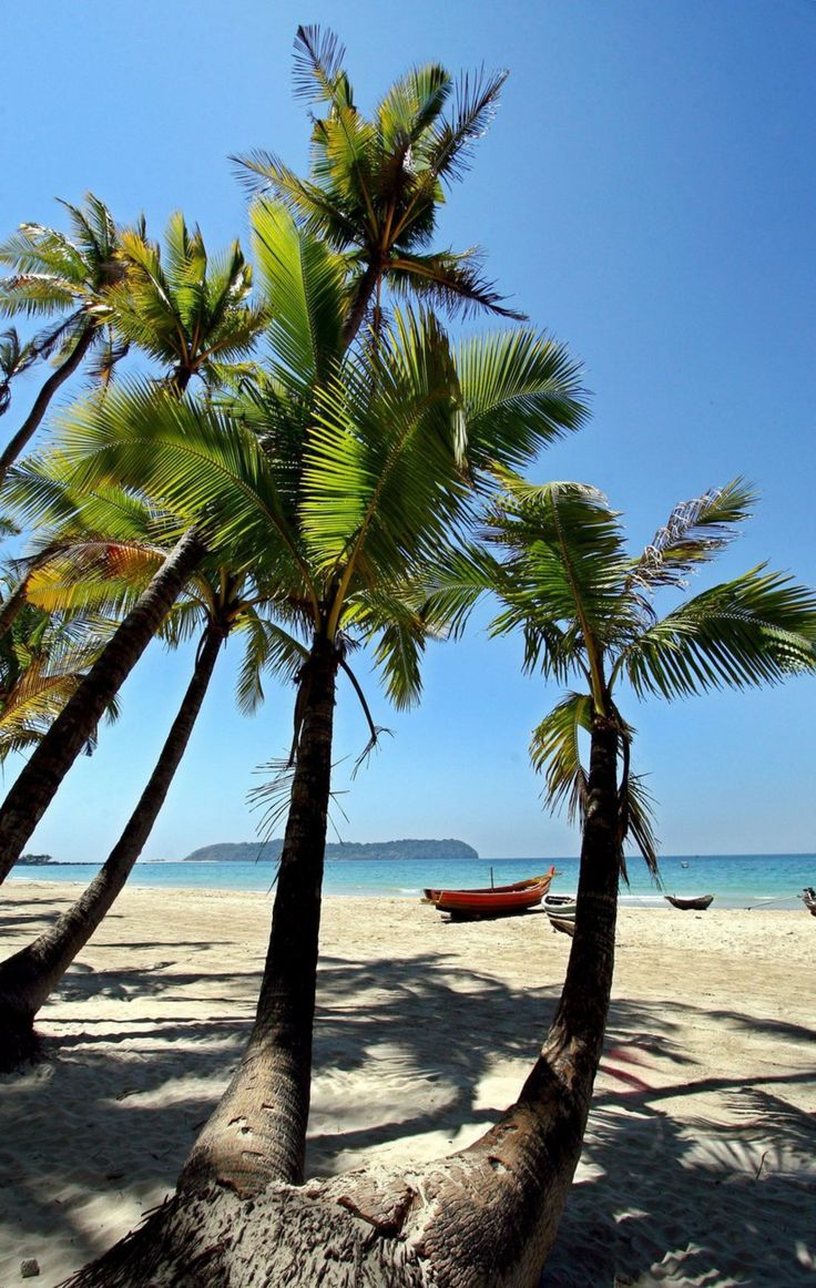 Ngapali Beach, Myanmar (Burma)