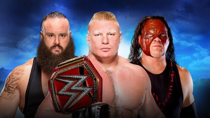 Updated card for the WWE Royal Rumble pay-per-view