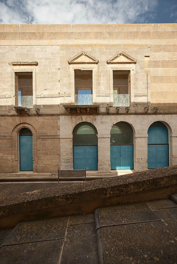 francesco venezia architetto / palazzo di lorenzo, gibellina nuova