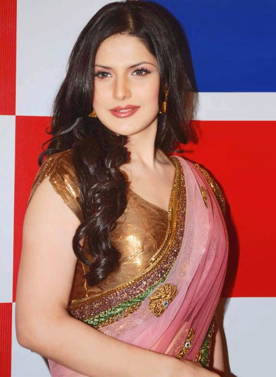 Zarine Khan Biography Zarine Khan Real Name Zarine Khan Zarine Khan Nickname Little Dimple Girl Zarine Khan Profession Actress Date of Birth 14 May 1987