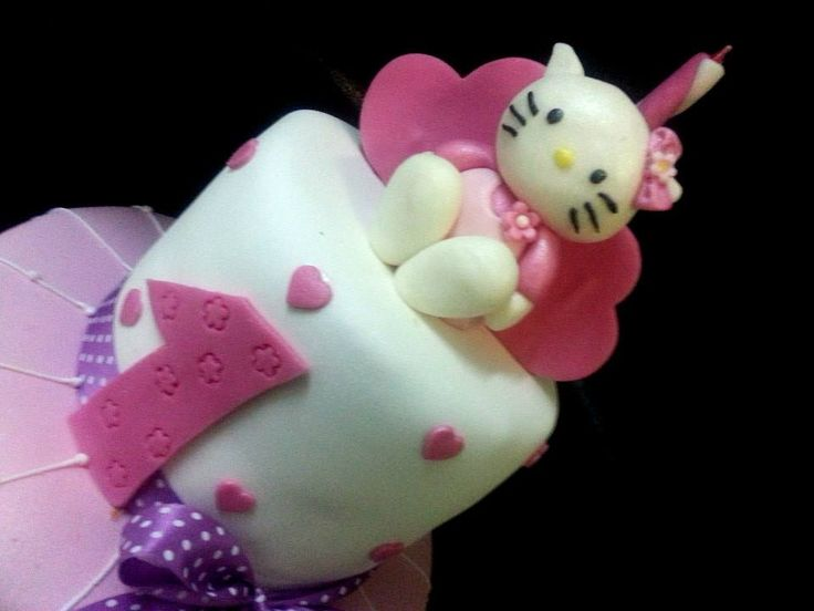 Hello Kitty http://www.simocakedesigner.it