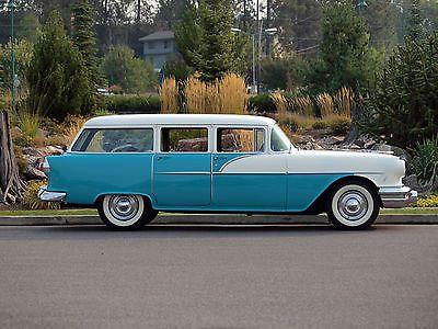 1956 Pontiac Other 4 Door Wagon