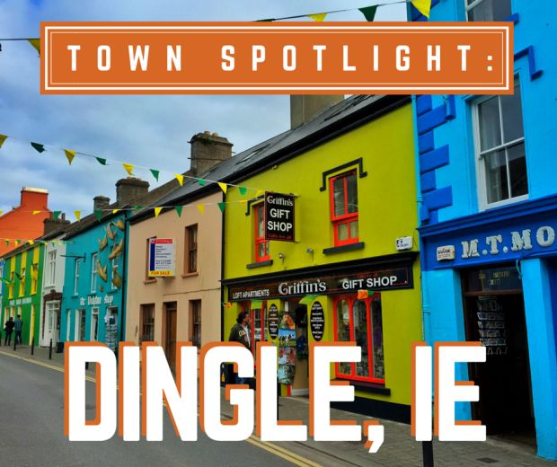 Town Spotlight: Dingle, IE | Dingle, Ireland is said to be the perfect example of quintessential Irish lifestyle, full of small-town, coastal charm. There is plenty to convince you it is worth your time on your next Irish vacation.