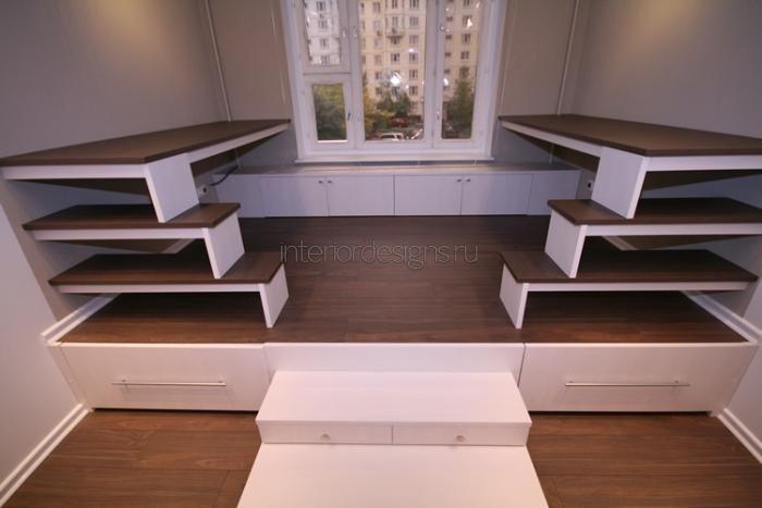 Дизайн спальни для мальчиков-подростков – готовый проект комнаты близнецов