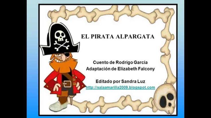 EL PIRATA ALPARGATA
