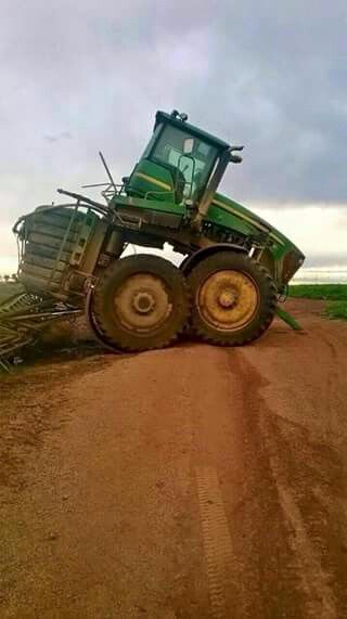 Tractor Broke Down : Best images about stuck on pinterest tow truck john