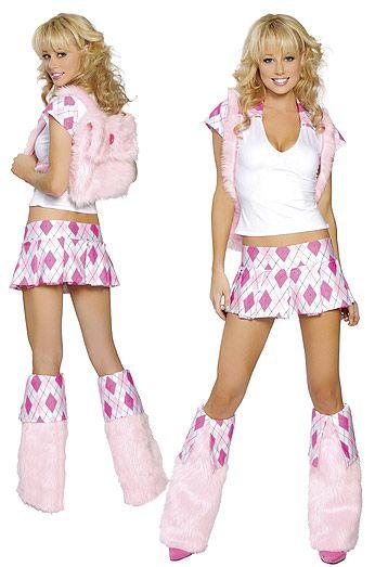 Kostum za zasebno šolo za dekleta Seksi šolske punce-2360