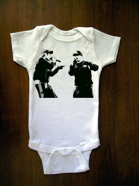 Great onesies and tee's....perfect gifts.