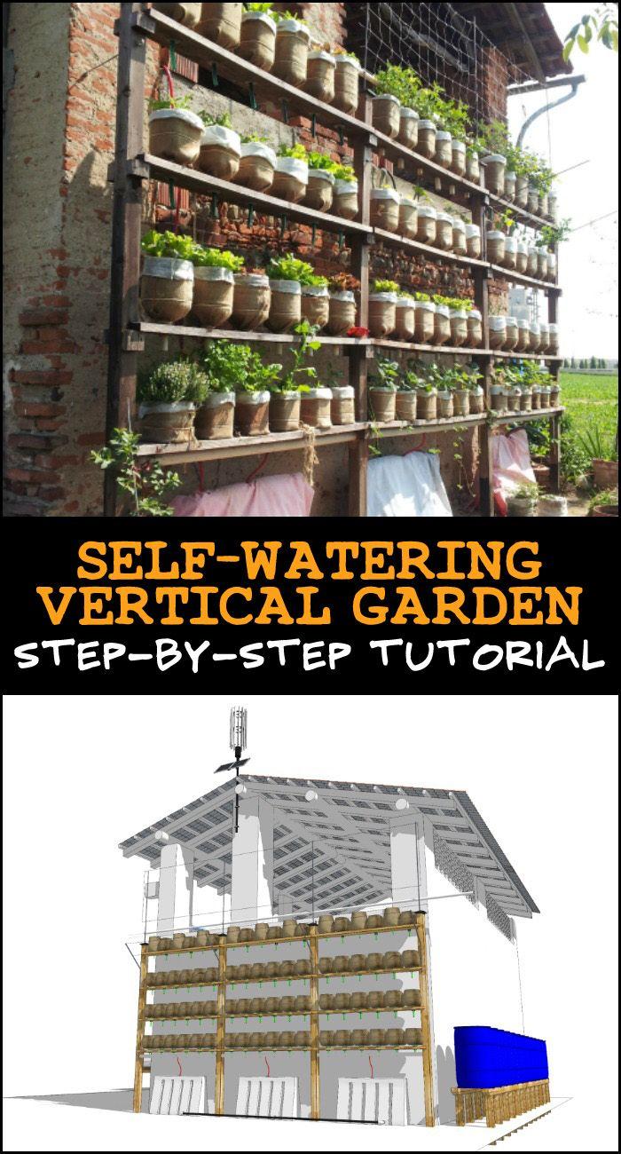 17 Best Ideas About Vertical Gardens On Pinterest
