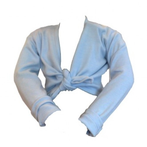 Kid's cotton wrap cardigan  Plie's cotton 3/4 sleeved wrap cardigan, availiable in 4 different colours.  Price: 20.00€