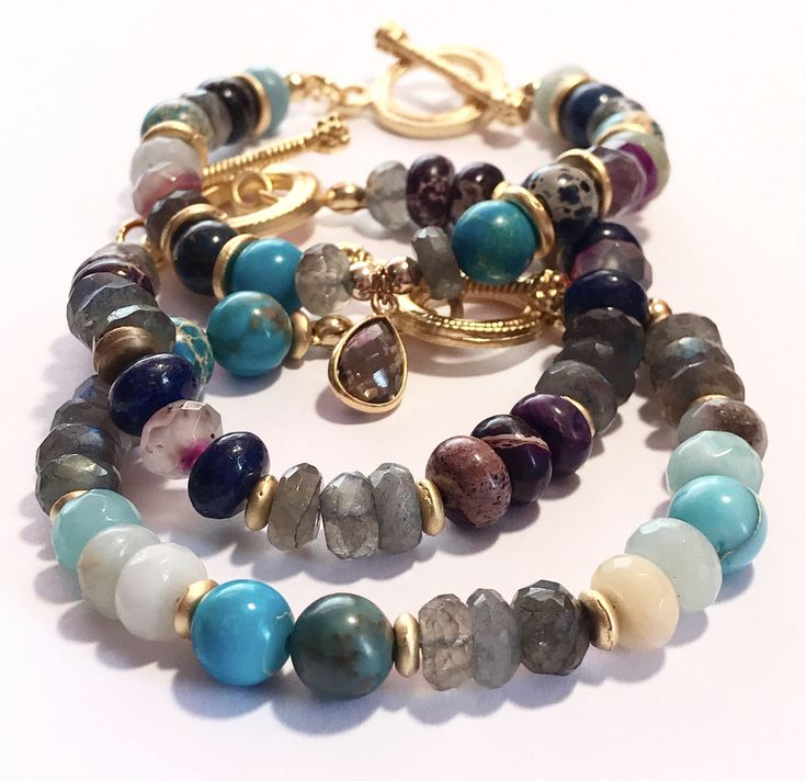 Excited to share the latest addition to my #etsy shop: Labradorite - Labradorite Bracelets - Labradorite Bracelets for Women - Labradorite Layering Bracelets - Labradorite Gemstone Bracelets