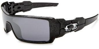 Oakley Men's Oil Rig Iridium Sunglasses --- http://bizz.mx/rg1