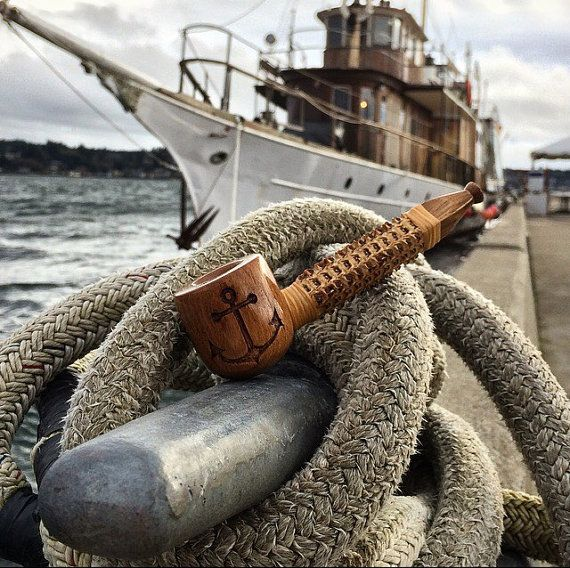 The Mariner by ShawPipeCompany on Etsy
